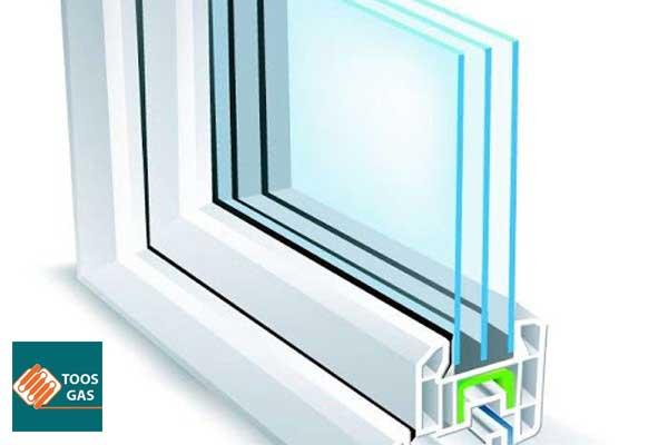 کاربرد گاز آرگون در پنجره های دوجداره