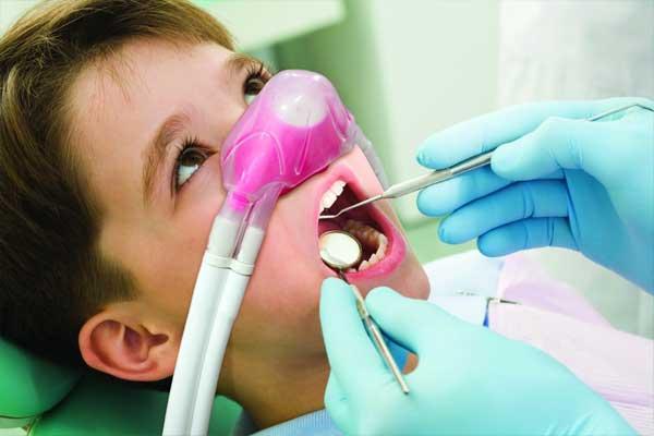 گاز بیهوشی در دندانپزشکی