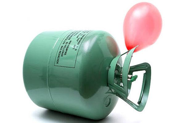 آیا گاز هلیوم خطرناک است؟