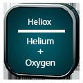 مخلوط گازی هلیوکس